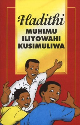 Most Important Story Ever Told, Kiswahili Edition   -     By: Dr. David Hunt