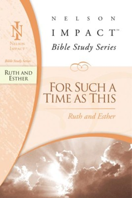 Nelson Impact Study Guide: Ruth and Esther - eBook  -