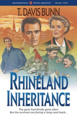 Rhineland Inheritance - eBook  -     By: T. Davis Bunn