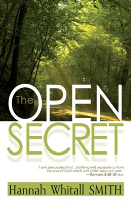 The Open Secret - eBook  -     By: Hannah Smith