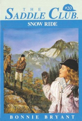 Snow Ride - eBook  -     By: Bonnie Bryant