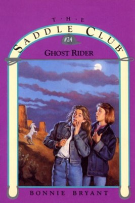 Ghost Rider - eBook  -     By: Bonnie Bryant