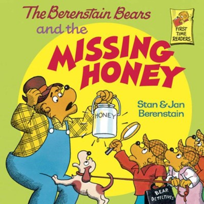 The Berenstain and the Missing Honey - eBook  -     By: Stan Berenstain, Jan Berenstain