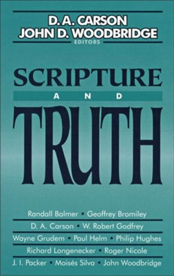 Scripture and Truth - eBook  -