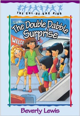 Double Dabble Surprise, The (Cul-de-sac Kids Book #1) - eBook  -     By: Beverly Lewis