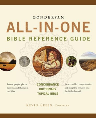 Zondervan All-in-One Bible Reference Guide - eBook  -     By: Kevin Green