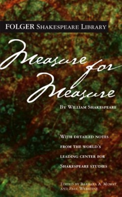 Measure for Measure   -     By: William Shakespeare