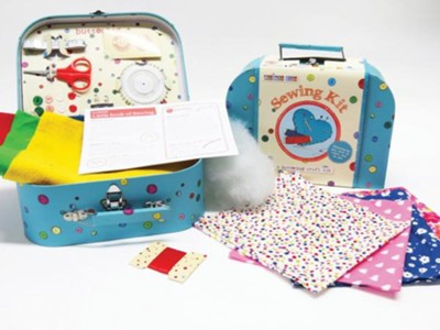 Learn How to Sew Suitcase Kit  -