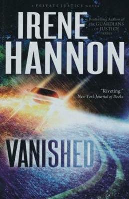 Vanished, Private Justice Series #1 - eBook   -     By: Irene Hannon