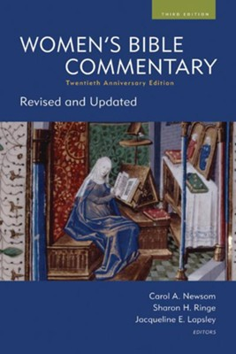 Women's Bible Commentary, Third Edition: Revised and Updated - eBook  -     By: Sharon H. Ringe, Carol A. Newsom, Jacqueline E. Lapsley