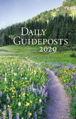 2020 Daily Guideposts, Hardcover    -