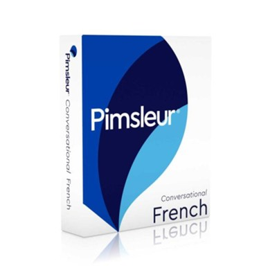 Conversational French, Compact Disc   -     Edited By: Pimsleur     By: Pimsleur