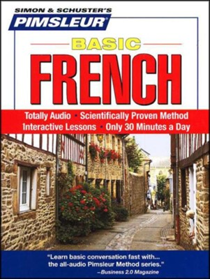 Basic French: Totally Audio   -     Edited By: Pimsleur     By: Pimsleur