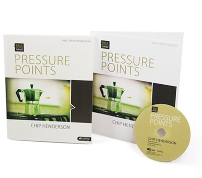 Bible Studies for Life: Pressure Points, DVD Leader Kit  -     By: Chip Henderson