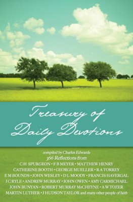 Treasury of Daily Devotions - eBook  -     By: Charles Edwards