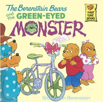 The Berenstain Bears and the Green Eyed Monster - eBook  -     By: Stan Berenstain, Jan Berenstain
