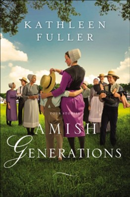 Amish Generations: Four Stories  -     By: Kathleen Fuller