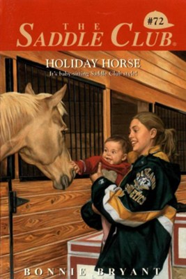 Holiday Horse - eBook  -     By: Bonnie Bryant