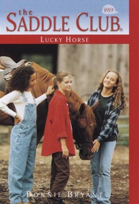 Lucky Horse - eBook  -     By: Bonnie Bryant