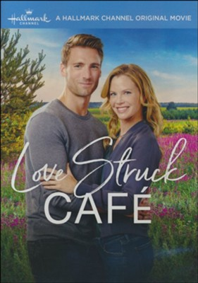 Love Struck Cafe, DVD   -