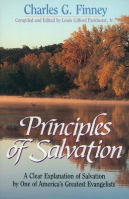 Principles of Salvation - eBook  -     By: Charles Finney