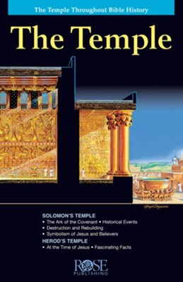 Temple - eBook  -     By: Rose Publishing