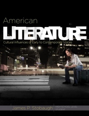 American Literature (Student's Edition) - eBook  -     By: James Stobaugh