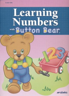 Learning Numbers with Button Bear (Unbound Edition)   -