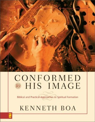 Conformed to His Image - eBook  -     By: Kenneth Boa