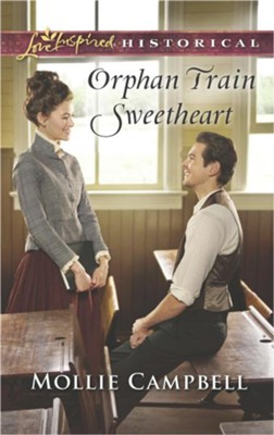 Orphan Train Sweetheart  -     By: Mollie Campbell