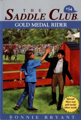 GOLD MEDAL RIDER - eBook  -     By: Bonnie Bryant