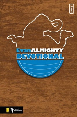 Evan Almighty Devotional - eBook  -     By: Kevin Johnson