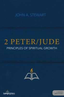 2 Peter/Jude Study Guide  -     By: John Stewart