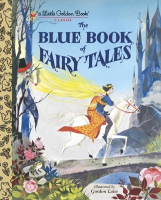 The Blue Book of Fairy Tales - eBook  -