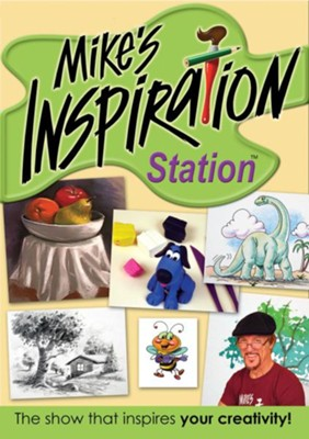 Mike's Inspiration Station Episodes 1-6: Creating Pastel Art  [Streaming Video Purchase] -