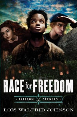 Race for Freedom - eBook   -     By: Lois W. Johnson