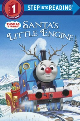 Santa's Little Engine (Thomas & Friends)  -     By: Rev. W. Awdry     Illustrated By: Thomas Lapadula