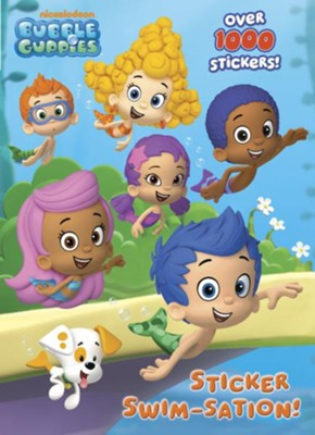 Sticker Swim-sation! (Bubble Guppies)  -