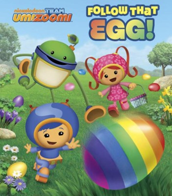 Follow that Egg! (Team Umizoomi)  -     By: David Aikins (Illustrator)     Illustrated By: David Aikins