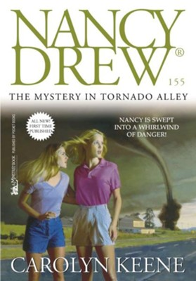 The Mystery in Tornado Alley - eBook  -     By: Carolyn Keene