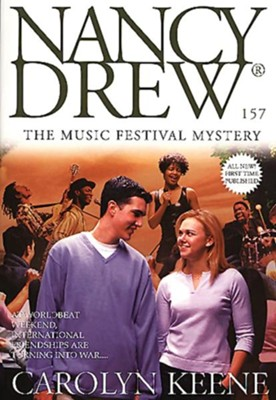 The Music Festival Mystery - eBook  -     By: Carolyn Keene