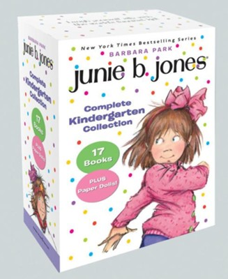 Junie B. Jones: Every Single Kindergarten-Book-On-A-Bus Set: Books 1-17 with paper dolls in boxed set  -     By: Denise Brunkus (Illustrator)     Illustrated By: Denise Brunkus