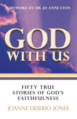 God with UsFifty True Stories of God's Faithfulness - eBook  -     By: JoAnne Jones