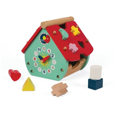 Baby Forest Shape Sorter  -