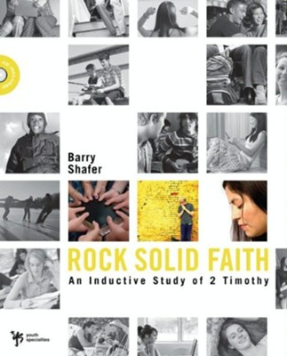 Rock Solid Faith - eBook  -     By: Barry Shafer