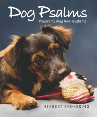 Dog psalms: Prayers my dogs have taught me - eBook  -     By: Herbert Brokering