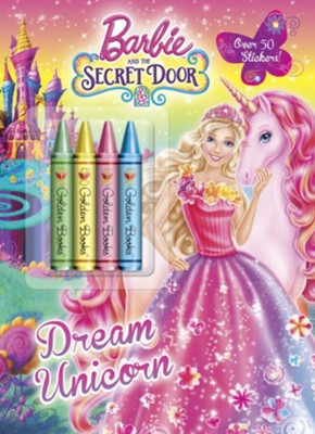 Barbie and the Secret Door: Dream Unicorn   -     By: Mary Man-Kong