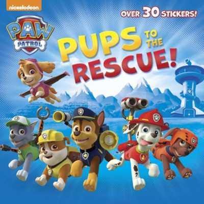 Pups to the Rescue! (Paw Patrol)  -     By: Random House &  Random House (Illustrator)