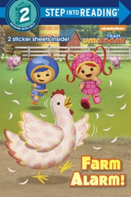 Farm Alarm! (Team Umizoomi)  -     By: Random House & Jason Fruchter (Illustrator)     Illustrated By: Jason Fruchter