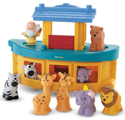 Fisher-Price Little People Noah's Ark  -